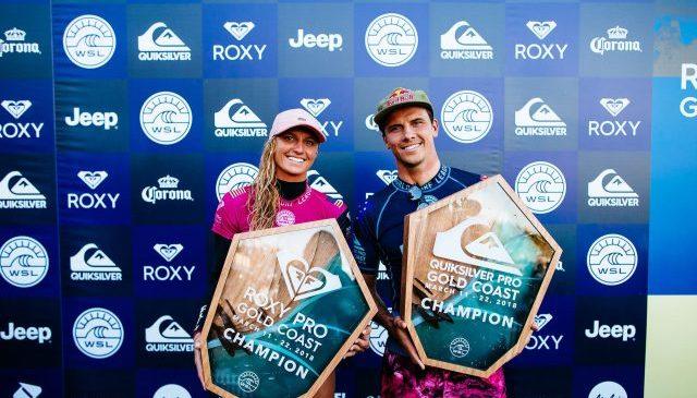Peterson e Wilson trionfano al Gold Coast