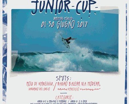 Quiksilver Junior Cup 2017: semaforo verde!!!