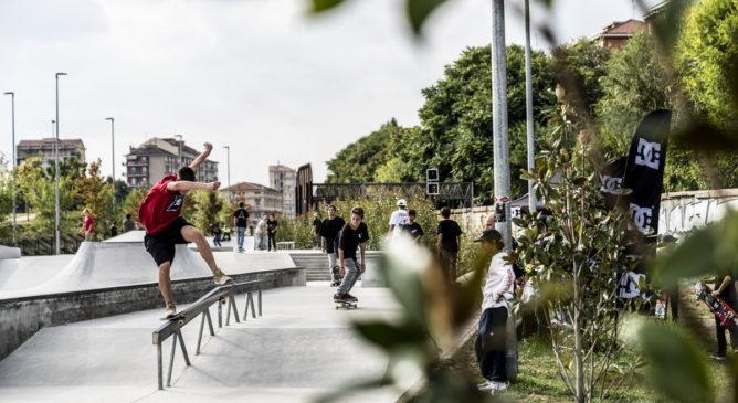 DC Skate With Us - Torino