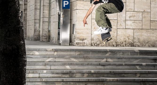 Luca Gozzo entra in DC Skate Italy