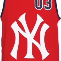 Majestic Quayside Mesh Logo Sports Vest