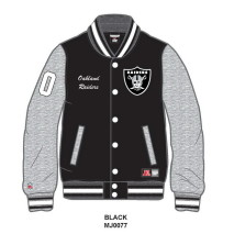 Majestic Fleece Varsity Jacket