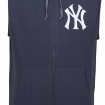 Majestic Manial Sleeveless Hoody – New York Yankees