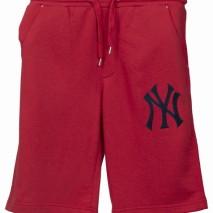 Majestic Desta Fleece Short – New York Yankees