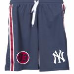 Majestic Fundic Posyester Long Short – New York Yankees