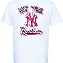 Majestic Therma Graphic Tee – New York Yankees