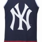 Majestic Eldridge Jersey Vest – New York Yankees