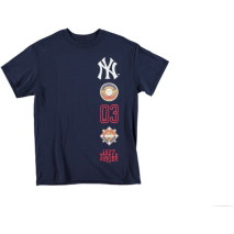 Majestic Barste Cooperstown Graphic Tee – New York Yankees