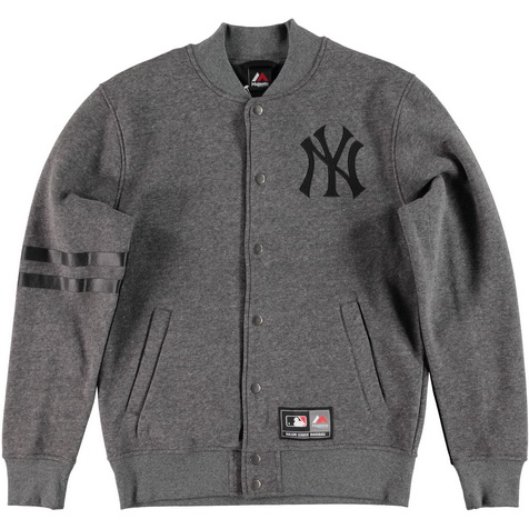 Majestic_Emodin Fleece Letterman Jacket - New York Yankees_MNY2360_E3_euro75
