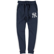 Majestic Loire Side Panel Slim Jogger – New York Yankees