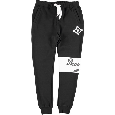 Majestic_Tilter Fashion Wrap Font Jogger - Brooklyn Dodgers_MBK2372DB_euro59