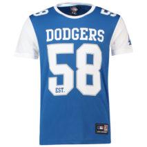 Majestic Dene Poly Mesh T-Shirt – Los Angeles Dodgers