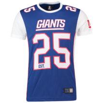 Majestic Dene Poly Mesh T-Shirt – New York Giants