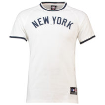 Majestic Freman Long Line T-Shirt – New York Yankees