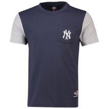 Majestic Daley Pocket Tee – New York Yankees