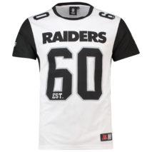 Majestic Dene Poly Mesh T-Shirt – Oakland Raiders