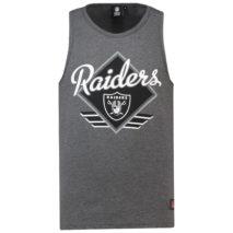 Majestic Cotton Graphic Vest – Oakland Raiders