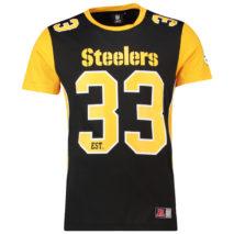 Majestic Dene Poly Mesh T-Shirt – Pittsburgh Steelers