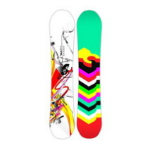 DC Snowboards WMS Ply