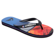 Quiksilver Boy's Sandals Molokai Lava Division Youth