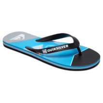 Quiksilver Boy's Sandals Molokai Slash Fade Logo Youth