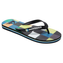 Quiksilver Boy's Sandals Molokai Resin Check Youth