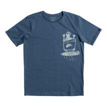 Quiksilver Boy's T-shirt SS Classic Tee Kanu Youth