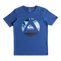 Quiksilver Boy's T-shirt SS Classic Tee Fluid Turns Youth