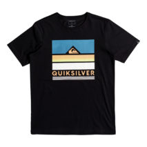 Quiksilver Boy's T-shirt SS Classic Tee Loud Places Youth