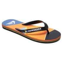 Quiksilver Sandals Molokai Slash Fade Logo