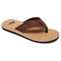 Quiksilver Sandals Monkey Abyss Cork