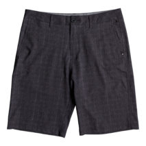 Quiksilver Shorts Union Plaid Amphibian 21