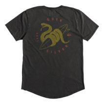Quiksilver T-shirt Scallop Board Fusion