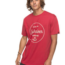 Quiksilver T-shirt SS Classic Morning Slides