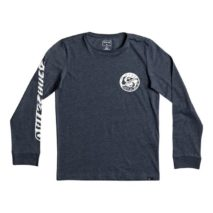 Quiksilver Boy's Bad Vision LS Tee Youth