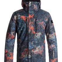 Quiksilver TR Mission Printed Jacket