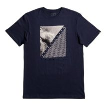 Quiksilver SS Classic Tee Coast Lines