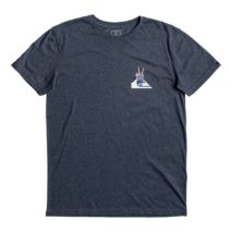 Quiksilver SS Premium Tee East Peace Cave