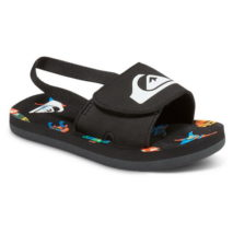 Quiksilver Toddlers Sandals Molokai Layback Slide Toddler