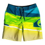 Quiksilver Boy's Boardshort Slash Logo Vee Youth 16