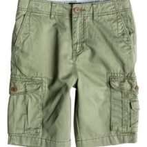 Quiksilver Boy's Shorts Crucial Battle Aw Youth