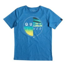 Quiksilver Boy's T-shirt SS Classic Tee Youth Blazed