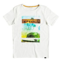 Quiksilver Boy's T-shirt SS Slub Tee Youth Good Choice