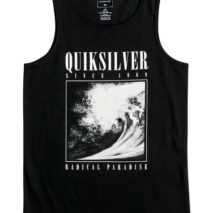 Quiksilver Boy's Canotta Classic Tank Youth Both Sides