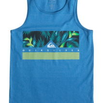 Quiksilver Boy's Canotta Classic Tank Youth Jungle Box