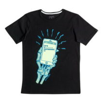 Quiksilver Boy's T-shirt SS Classic Tee Youth Offshore