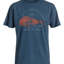 Quiksilver T-shirt Live To Fish