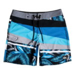 Quiksilver Boardshort Slash Prints Vee 18