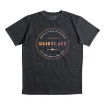 Quiksilver T-shirt Heather Tee Free Zone