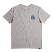 Quiksilver T-shirt Garment Dye Tee Zing Zang